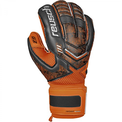 Reusch - Guanto Re:Load Prime G2 Black-Orange - 9