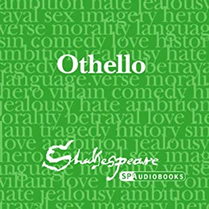 SPAudiobooks Othello (Unabridged, Dramatised) Audiobook