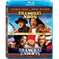 Shanghai Noon & Shanghai Knights 2-Movie Collection (Bilingue) [Blu-ray]