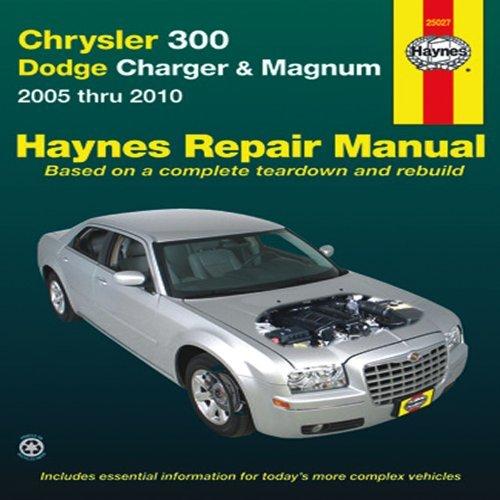 title-chrysler-300-dodge-charger-magnum-2005-thru-2010-haynes-repair-manual-by-editors-of-haynes-man