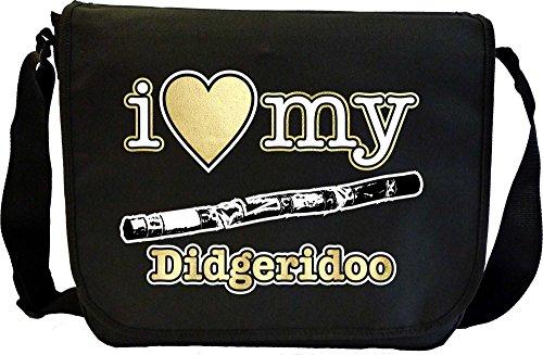 Didgeridoo-I-Love-My-Sheet-Music-Document-Bag-Musik-Notentasche-MusicaliTee