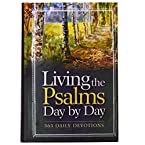 Living the Psalms Day by Day Book