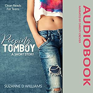 Peeping Tomboy Audiobook