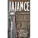 Breach of Duty (J. P. Beaumont #14)by J. A. Jance