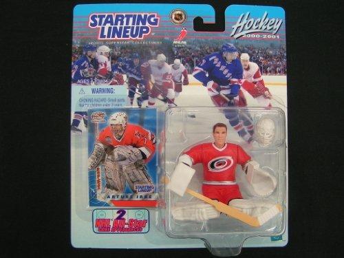 Starting Line-Up: Hockey 2000-2001 Arturs Irbe North Carolina Huricanes