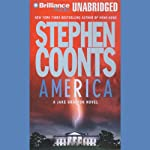America: A Jake Grafton Novel (       UNABRIDGED) by Stephen Coonts Narrated by John Kenneth