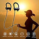 Bluetooth-Headphones-BES-T-1-Pulsar-Bluetooth-Earbuds-IPX7-Waterproof-Premium-Bluetooth-V41-with-Noise-Cancellation-Technology-Sweatproof-Wireless-Headphones-w-Microphone