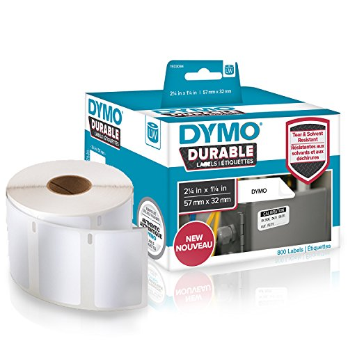 dymo-lw-durable-industrial-labels-for-labelwriter-label-printers-white-poly-2-1-4-x-1-1-4-roll-of-80
