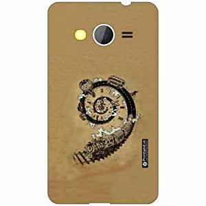 Samsung Galaxy Core 2 Back Cover - Silicon Soothing Designer Cases
