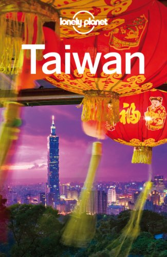 Kelly, Lonely Planet  Chow - Lonely Planet Taiwan