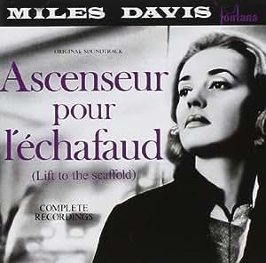 Ascenseur Pour L'Echafaud (Lift To The Scaffold): Original Soundtrack
