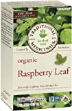 Traditional Medicinals Organic Raspberry Leaf, 20-Count