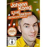 "Johann K�nig - Live! Total Bock auf Remmi Demmi (+CD)von ""Johann K�nig"""