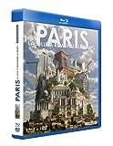 Paris, the City to Turn Back Time - 2-Disc Box Set ( Paris, la ville à remonter le temps ) ( Paris: The Great Saga ) (Blu-Ray & DVD Combo) (Blu-Ray)