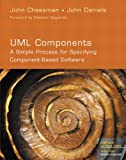 UML Components: A Simple Process for Specifying Component-based Software (Component Software Series)