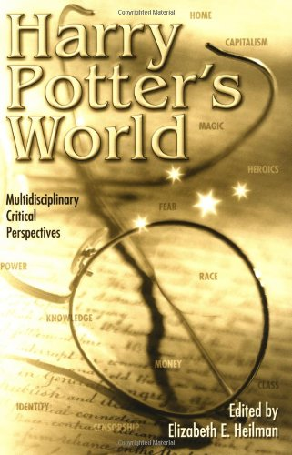 Multidisciplinary Critical Perspectives on Harry Potter's World