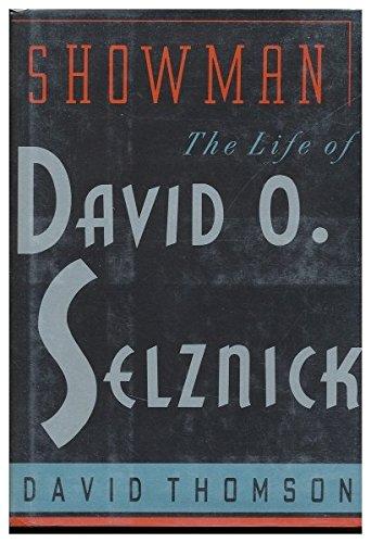 Showman: The Life of David O. Selznick