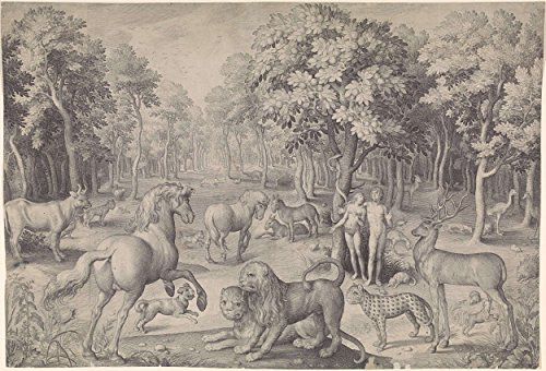 classic-art-poster-eva-verleidt-adam-tot-het-eten-van-de-verboden-vrucht-nicolaes-de-bruyn-1642-24x1
