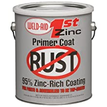 Weld-Aid FZ-200 1st Zinc Primer, 1 gal