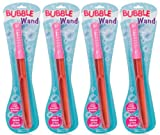 4x Large Bubble Wand in Pink Age 5+