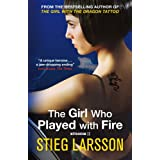 The Girl Who Played with Fire (Millennium trilogy)by Stieg Larsson