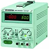 GW Instek Series GPS Single Output Linear DC Power Supply