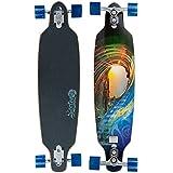 Sector 9 Fractal Complete Skateboard, 9.0 x 36.0-Inch