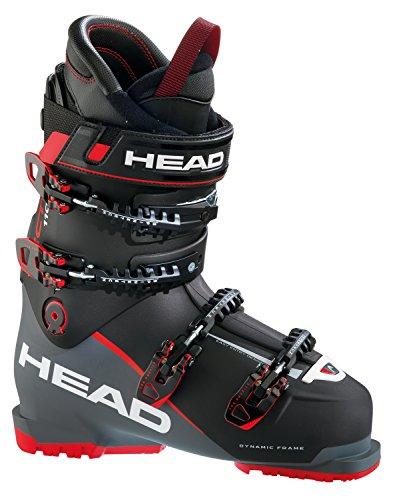Head VECTOR EVO 110 BLACK/ANTH-RED
