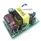 HiLetgo SM-PLA03B/C-3W 12V 3W AC-DC スイッチングモード パワーサプライ SMPS 定電圧