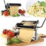 SCHEFFLER Nudelmaschine für 7 Nudelstärken Pastamaschine Pastamaker