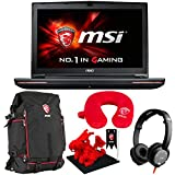 "MSI GT72 Dominator G-831 (i7-6700HQ, 32GB RAM, 128GB SATA SSD + 1TB HDD, NVIDIA GTX 970M 3GB, 17.3"" Full HD, Windows 10) Gaming Notebook"