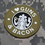 I Love Guns and Bacon - FDE