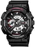 Casio G-Shock Herren-Armbanduhr Anaolg/ Digital Quarz GA-110-1AER