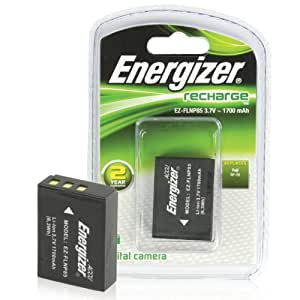 Energizer EZ-FLNP85 Chargeur Noir