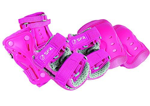 sfr-essentials-juego-de-protectores-triple-color-blanco-para-edades-de-9-a-12-anos-grande-rosa