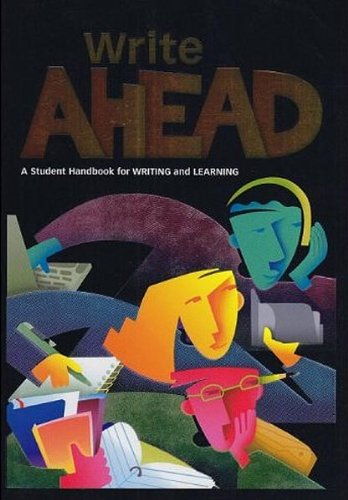 Great Source Write Ahead: Handbook Softcover Grade 9 2004