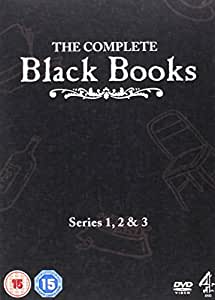 The Complete Black Books - Series 1, 2 & 3 [UK Import]