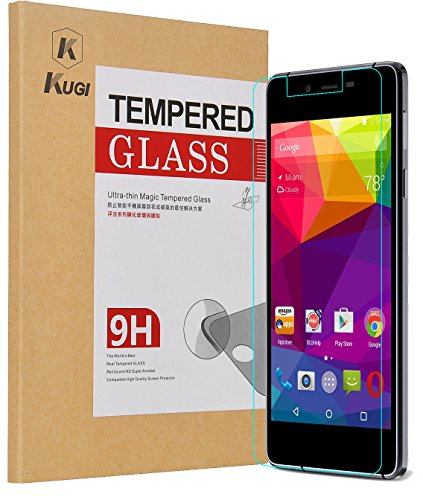 VSTN ® BLU Vivo Air Glass Screen protector - Ultra-thin 9H Hardness Highest Quality HD clear Tempered Glass Screen Protector for BLU Vivo Air smartphone (1 pcs) (Vivo Air Blu compare prices)