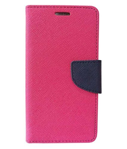 Sparkling Trends Mercury Goospery Fancy Diary Wallet Flip Cover Case for Nokia Lumia N520/ 525 Pink  available at amazon for Rs.199