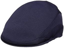 Kangol Men\'s Tropic 507 Hat - 6915Bc,Navy,Medium