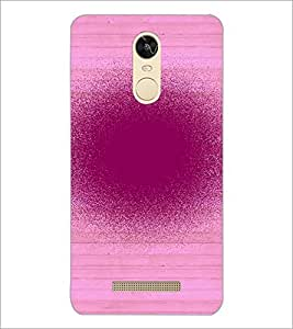 PrintDhaba Background D-4430 Back Case Cover for XIAOMI REDMI NOTE 3 MEDIATEK (Multi-Coloured)