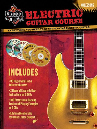 House Of Blues Presents: Electric Guitar Course