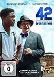 DVD Cover '42 - Die wahre Geschichte einer Sportlegende
