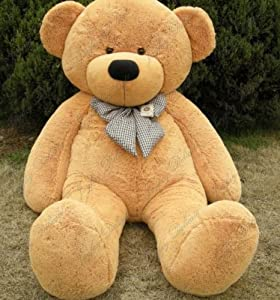 "Joyfay 78"" Giant Teddy Bear by JOYFAY"