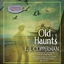 Old Haunts (       UNABRIDGED) by E. J. Copperman Narrated by Amanda Ronconi