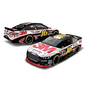 Greg Biffle #16 3M Ford Fusion 2014 NASCAR Diecast Car, 1:24 Scale HOTO by Lionel Racing