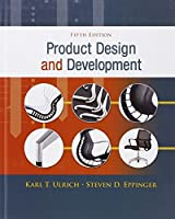 Product Design and Development, 5th Edition Front Cover
