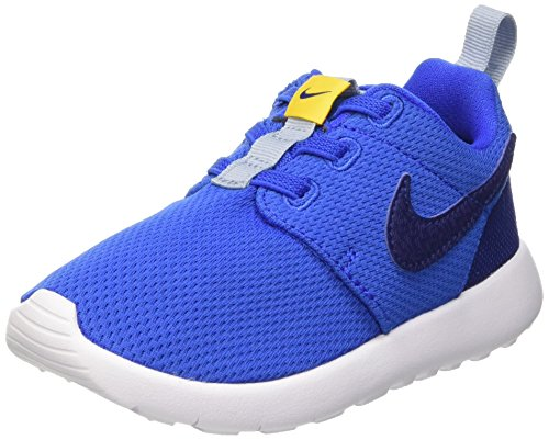 Nike Roshe One (Tdv), Scarpe Prima Infanzia (1-10 Mesi) Bambino, Blu (Hypr Cblt/Dp Ryl Bl-Vrsty Mz-B), 23 1/2 EU