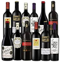 Red wine - Top Sellers mixed case - 12 bottles