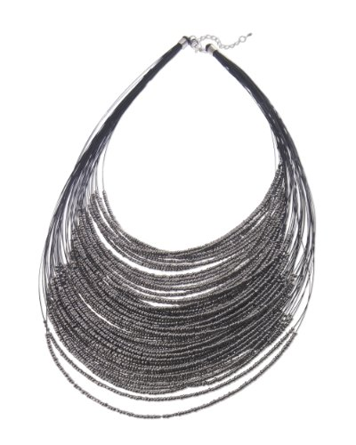 Drape Beaded Necklace
